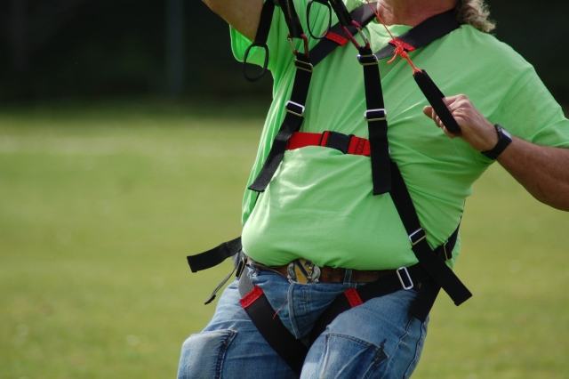 Premimum Ground Handling Harness