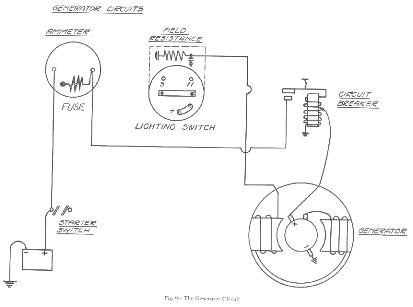 DiagramGen 12 volt wiring diagram for 6 volt voltage regulator at bayanpartner.co